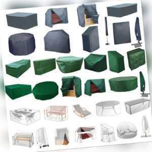 Gartenmöbel Schutzhülle Abdeckplane Schutzhaube Sonnenschirm Grill Stuhl 01FCZ