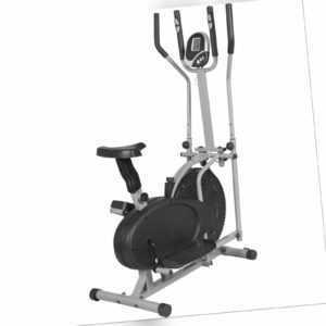GORILLA SPORTS® Crosstrainer Ellipsentrainer Fitness Heimtrainer Cardiotrainer