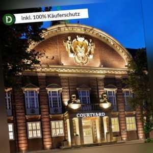 3 Tage Kurzurlaub in Bremen im Courtyard by Marriott mit Frühstück