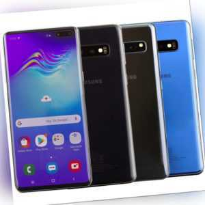 Samsung Galaxy S10+ Plus Smartphone 6.4 Zoll 256 512 GB Speicher...