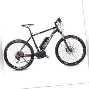 27,5 E-Bike MTB CHRISSON E-MOUNTER 2.0 10S DEORE BOSCH Powerpack400 gebraucht