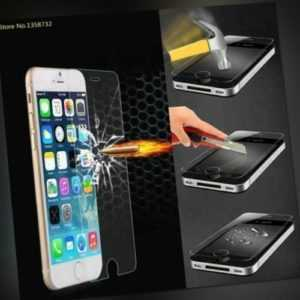 TEMPERED GLASS SCREEN PROTECTOR  FOR APPLE IPHONE  MODELS JOBLOT...