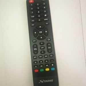 Strong Original Fernbedienung für HD Receiver SRT8210,SRT8540,SRT 8541  DVB-T2