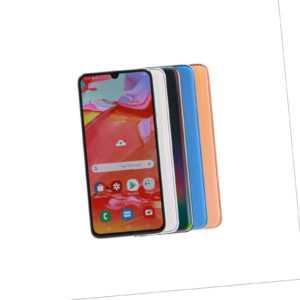 Samsung Galaxy A70 A705F / 128GB / Blau Koralle Weiß Schwarz /...