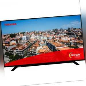 Toshiba 58U2963DG schwarz Fernseher 58 Zoll Ultra High Definition 4K