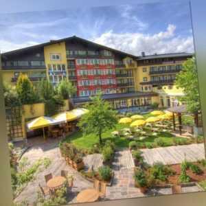 3-5 Tage Reise Hotel Latini 4* Wellness Wandern Urlaub Zell am See Salzburg