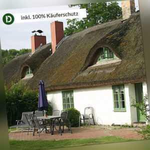 Ostsee 8 Tage Insel Rügen Urlaub Ferienpark Vieregge Ferienhaus Reise-Gutschein