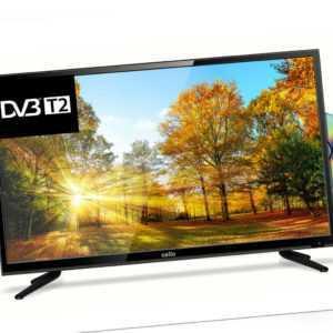 "32"" Zoll 81cm LED TV Cello HD Fernseher DVB-T2/-C DVD-Player USB-Mediaplayer"