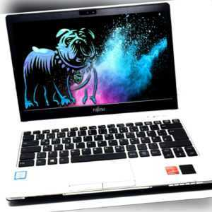 "Fujitsu LifeBook S936 13.3"" Notebook Full-HD i7-6600U 8GB RAM 256GB SSD LTE"