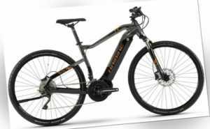 """Pedelec 28"""" Haibike SDuro Cross6.0 E-Bike Yamaha 500Wh 70Nm Trekking RH48 Herren"""