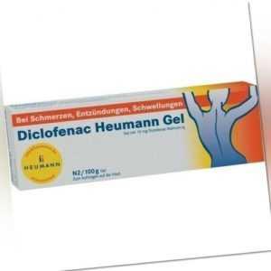 DICLOFENAC Heumann Gel PZN 06165386