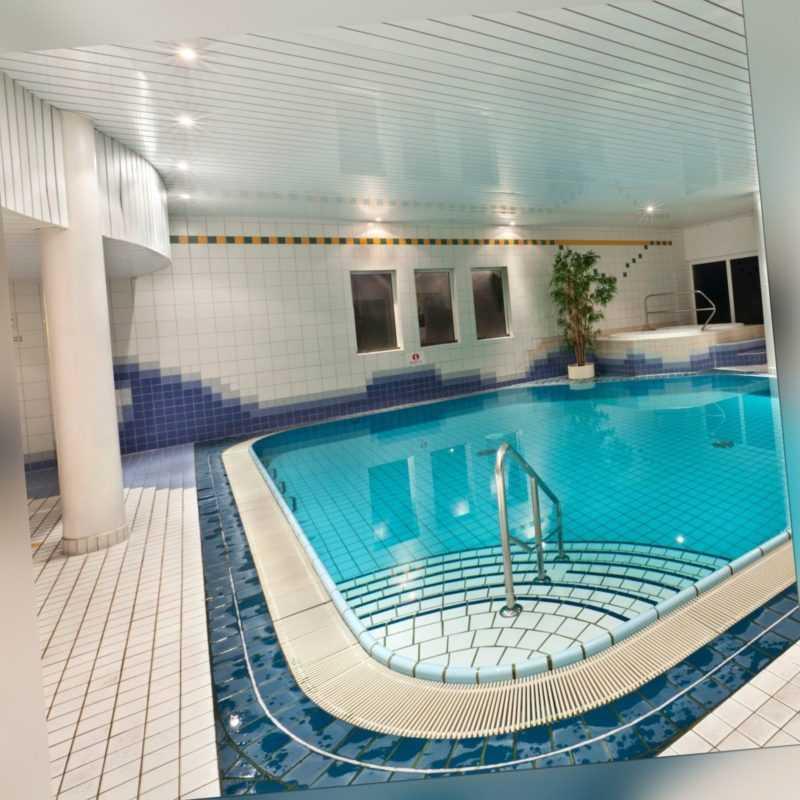 4 Tage Urlaub Schleswig Holstein   Reisegutschein 4* Hotel 2 Personen   Wellness