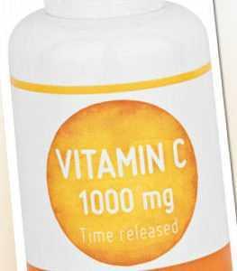 Vitactiv Premium Hochdosiert Vitamin C Complex Immunsystem 1000mg
