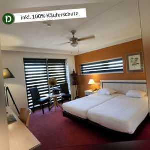 6 Tage Urlaub in Holland im City Hotel Stadskanaal mit Frühstück