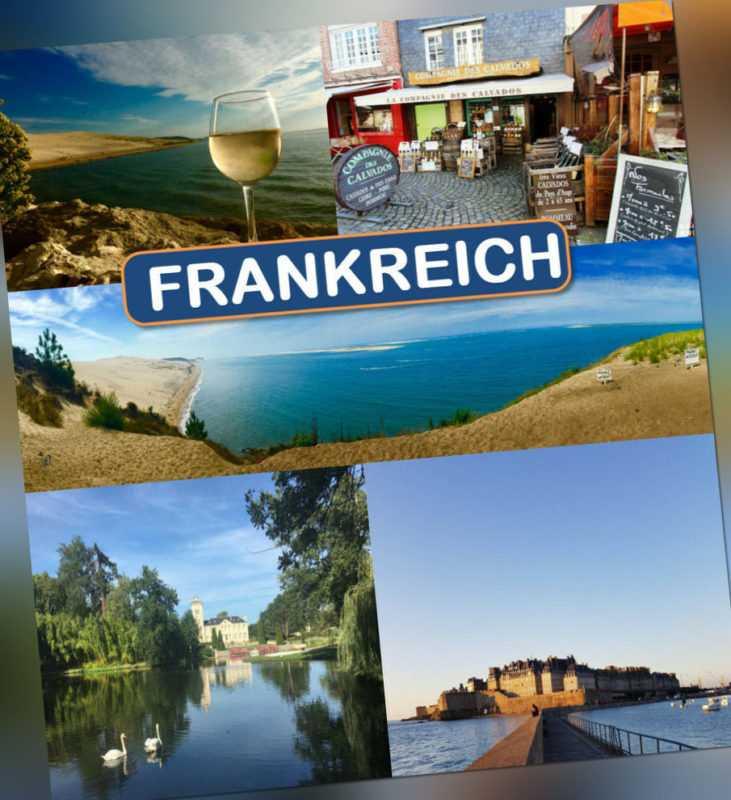 8 Tage Frankreich für 2 Pers.- Ort/Hotel n. Wahl (bis 5*) *Wert EUR 649,-*