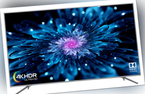 Hisense H75B7510 189 cm 75 Zoll LED TV UHD 4K 1800 PCI SmartTV B-Ware