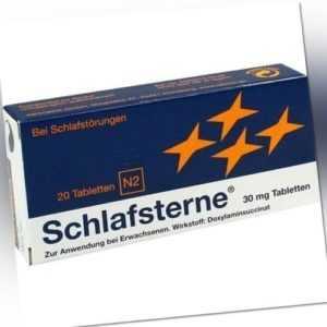 SCHLAFSTERNE Tabletten 20St Tabletten PZN 2026021