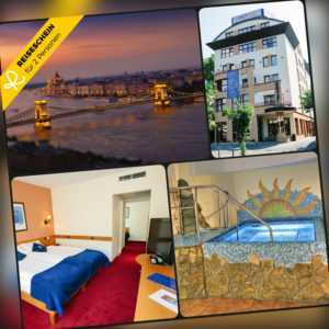 Kurzurlaub Budapest 4 Tage 2 Personen 4* Hotel Hotelgutschein Städtereise Reise