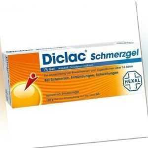 DICLAC Schmerzgel 1% 150 g PZN 5388026