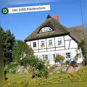 Ostsee 3 Tage Insel Rügen Kurzurlaub Ferienhäuser Rohrhus Hotel Reise-Gutschein