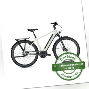 Kalkhoff Image 5.B Move+ Bosch Elektro Fahrrad 2021 weiß/grün
