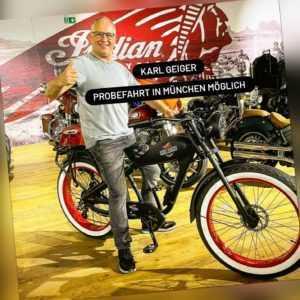 Original CHILL EBIKE E-Bike Beachcruiser  Vintage kein Ruffian, Haibike Fahrrad