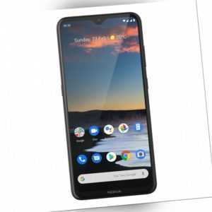 Nokia 5.3 4GB RAM 64GB Charcoal Android Smartphone Handy ohne...