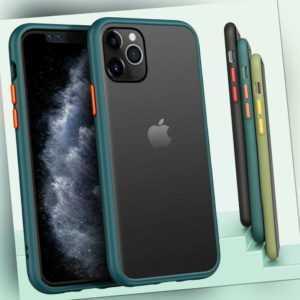 SHOCK Schutzhülle Handy Hülle Case Cover Schutz Apple iPhone 12   Mini   Pro Max