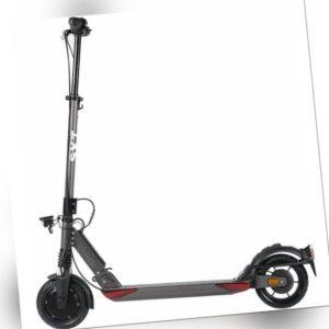 SXT Scooters ESCLghtV-E E-Scooter Schwarz Lithium 36 V 10.5 Ah