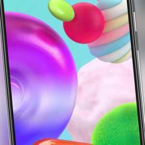 Samsung Galaxy A41 15,51 cm (6,1 Zoll)  Display schwarz Telekom...