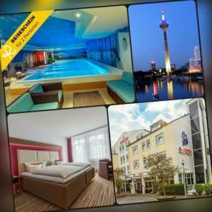 3 Tage 2P 4★ Hotel Savoy Düsseldorf Köln Kurzurlaub Hotelgutschein Reiseschein