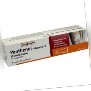 PANTHENOL ratiopharm Wundbalsam   35 g   PZN8700978