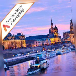 Städtereise Dresden West 3 Tage im Quality Hotel für 2 Personen Kurzurlaub
