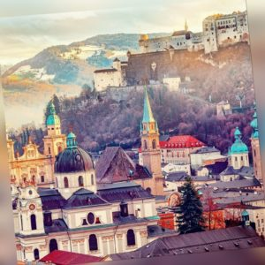 Kurzreise Salzburg 2-6 Tage 2P @TOP zentrales Hotel + 2 Kinder frei + Frühstück
