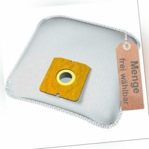 Staubsaugerbeutel passend für Quigg BS 4000.07 - .08 Filtertüten Staubbeutel