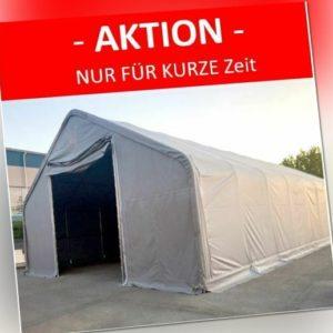 6x12m Lagerzelt Pavillon Bierzelt Gartenzelt SMART PE STABIL NEU AKTION weiß