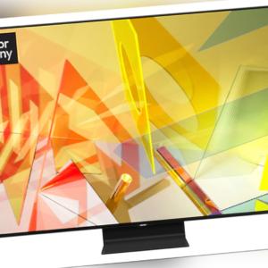 Samsung GQ65Q90TGTXZG 65 Zoll (163 cm) QLED TV UHD 4K Smart TV 4200 PQI
