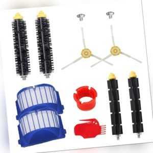 Ersatzteile für iRobot Roomba 600 Serie 650 651 660 Bürsten Wartung Filter Set