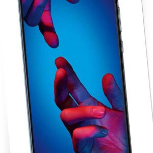 Huawei P20 128GB Dual-SIM blau Smartphone ohne Simlock - Zustand...