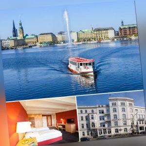 4 Tage Relexa Hotel Hamburg Städtereise Familie Top Lage 2 Kinder bis 12 frei