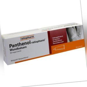 PANTHENOL ratiopharm Wundbalsam   100 g   PZN8700984