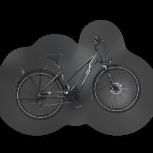 FISCHER VIATOR 5.0i Damen Trekking E-Bike RH 44