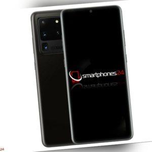 Samsung Galaxy S20 Ultra 5G 128GB Cosmic Black Schwarz Dual Sim...