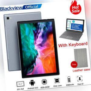 Blackview Tab8 Tablet 10,1 Zoll Android 10 Tablet-PC 6580mAh 4GB+64GB Dual SIM
