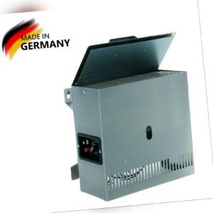 HPV Gas-Gewächshausheizung 4 KW Edelstahl Thermostatfunktion Sicherheitstechnik