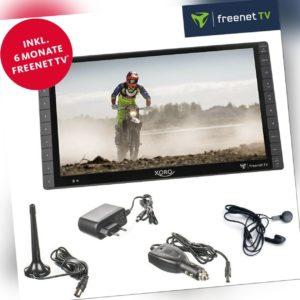 Camping TV DVB-T2 Fernseher Xoro PTL 1450 mit USB Mediaplayer 14 Zoll 35.5cm