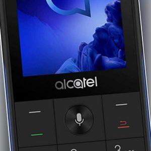 Alcatel 3088X 4G Smartphone mit WhatsApp blue