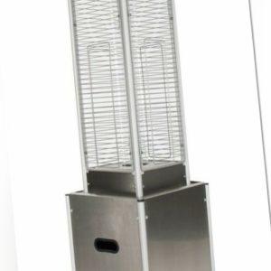 Sunred Flame Torch Fenix Heizgerät edelstahl 12 kW Terrassen Heizstrahler