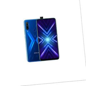 "HONOR 9X Mobile Phone 6.59"" Unlocked Smartphone, 4GB RAM, 128GB..."