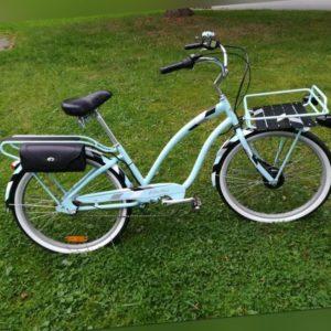 e-Bike Pedelec Electra Cruiser Damenrad ElectricRide zulassungsfrei